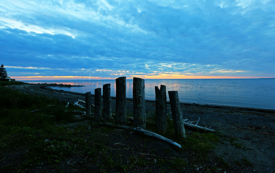 EyeEm EyeEm Best Edits EyeEm Gallery Love Nature Sky St Fabien Sur Mer ,Quebec, Canada Tranquil Scene