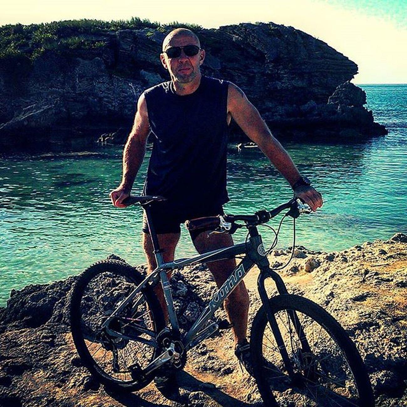 Cycling Novembersun Tobaccobay Bermudas Bermuda Islandlife Stgeorge
