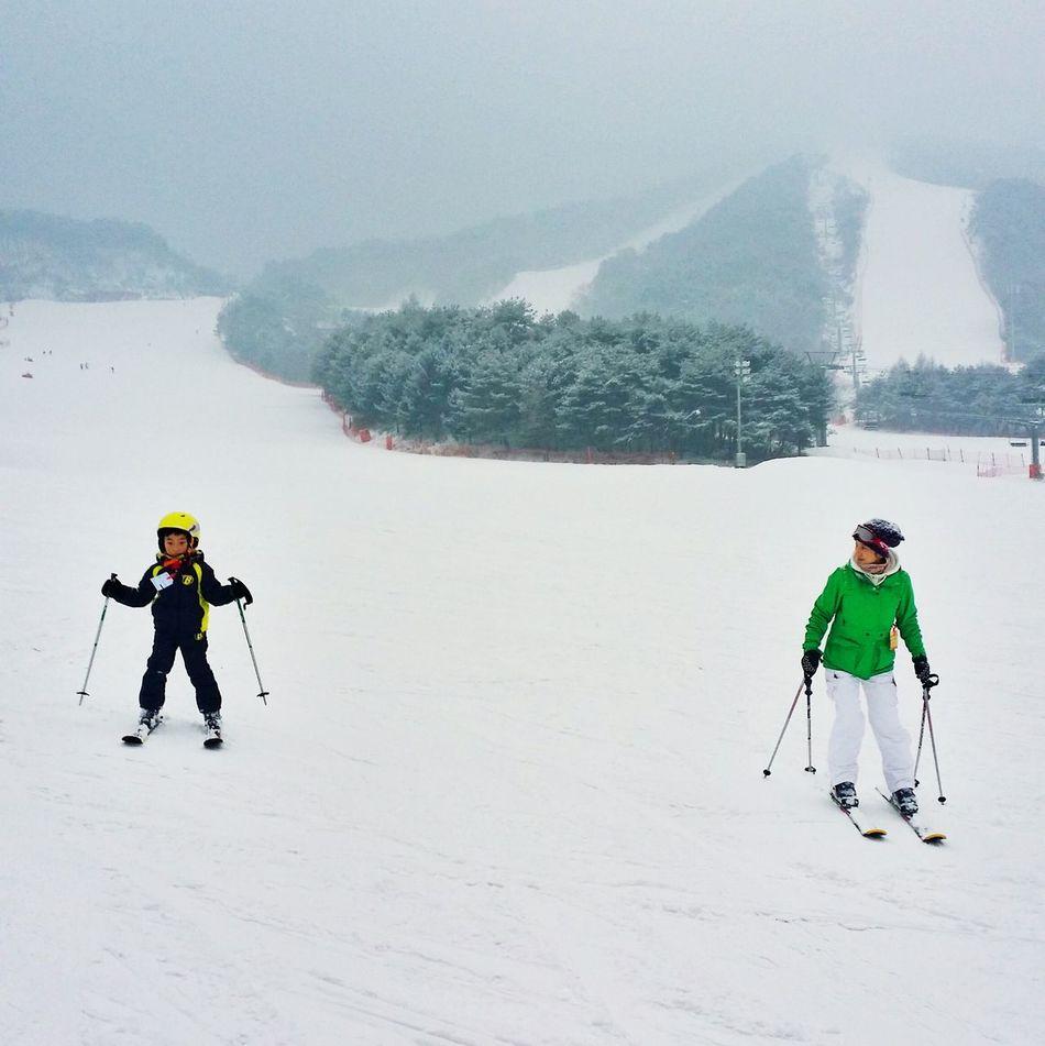 ski,son