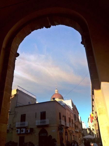 Marsala Marsala Sicily ❤️❤️❤️ Landscape Sunset Silhouettes