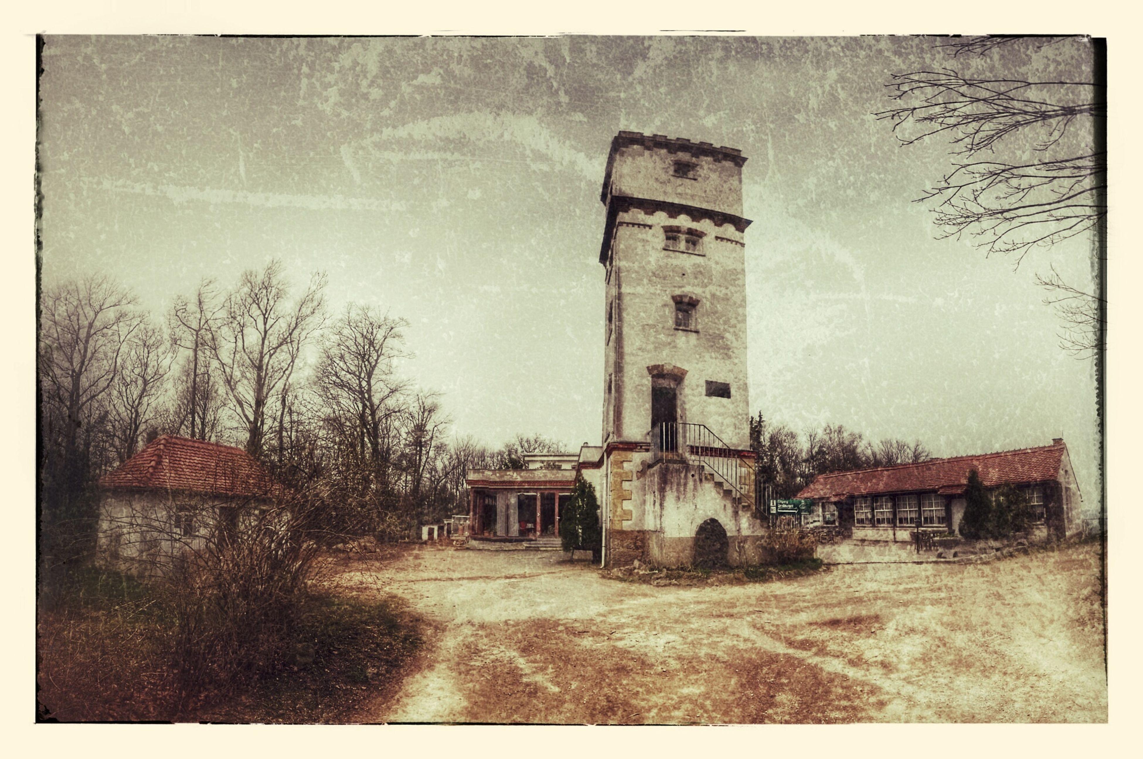 Saxony Pulsnitz Towers