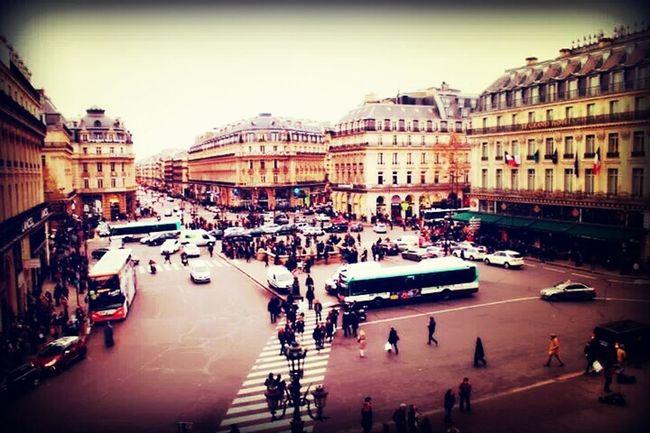 Paris Is Not A City, It Is A World.