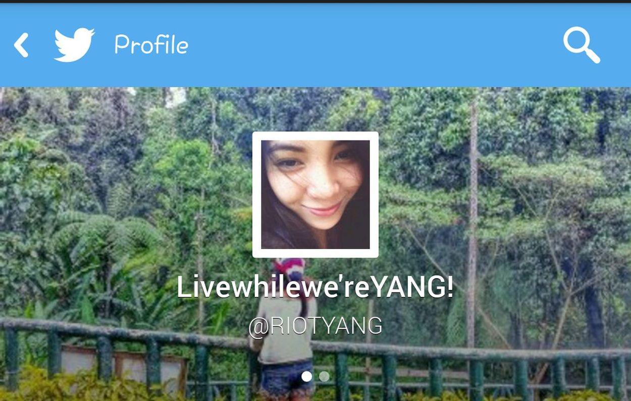 you can follow me here! :)))) i don't snob :))) Beautiful FollowMeOnTwitter Friends Followme