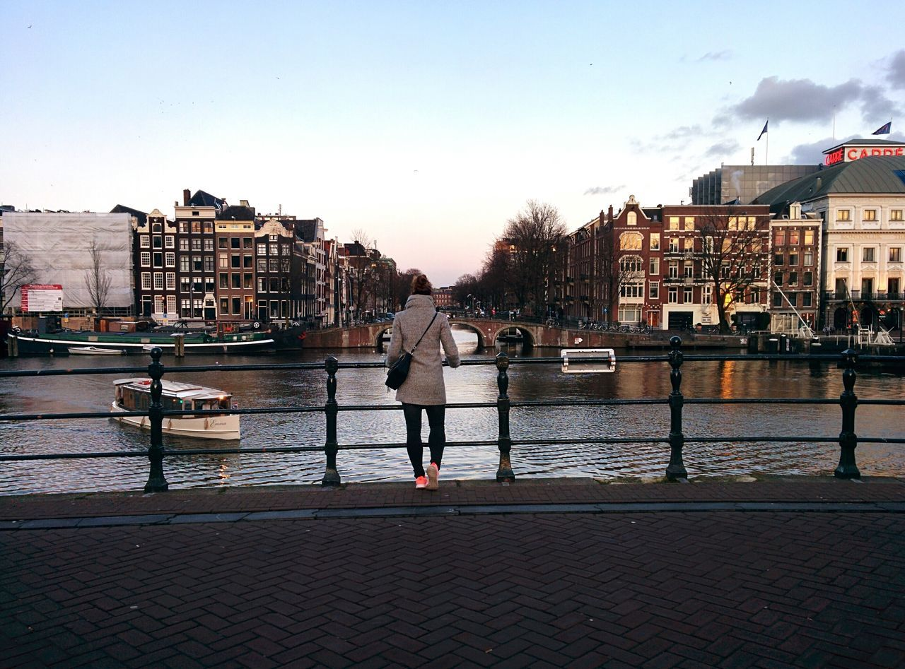Beautiful stock photos of amsterdam, Amsterdam, Architecture, Building Exterior, Built Structure