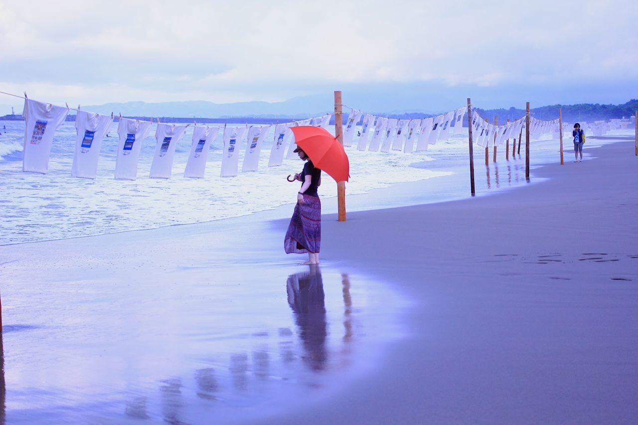 Summer Views Going The Distance EyeEm Best Shots Open Edit Oceanside Umbrella