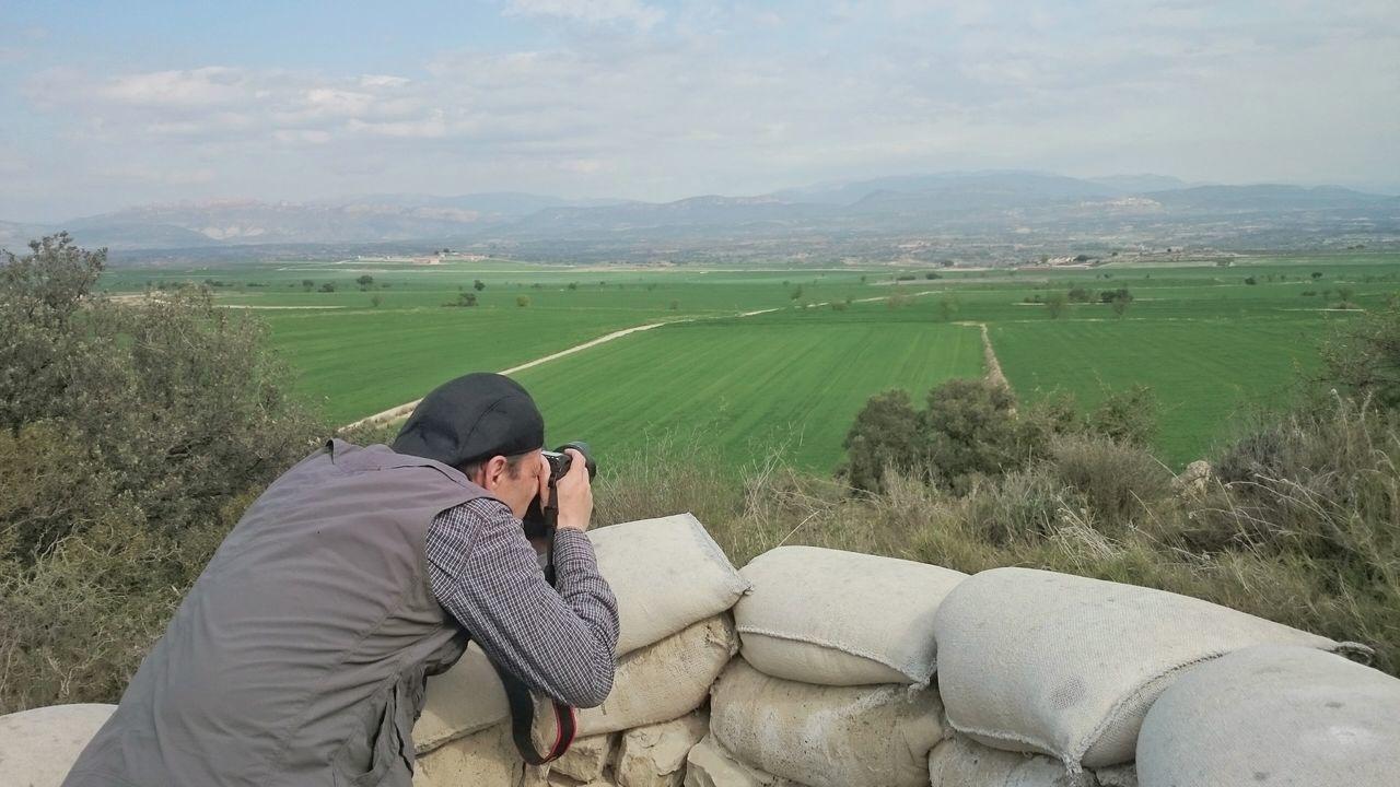 Photographer Nature Catalonia Landscape Green Portrait