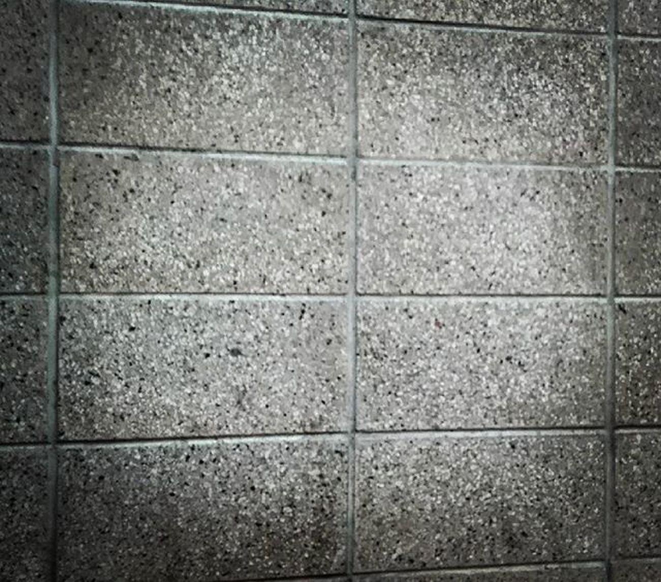 Texture Brick Grey Wall Dannevirke NZ Newzealand Aotearoa Headinghome Mcdonalds Ss_bw_20
