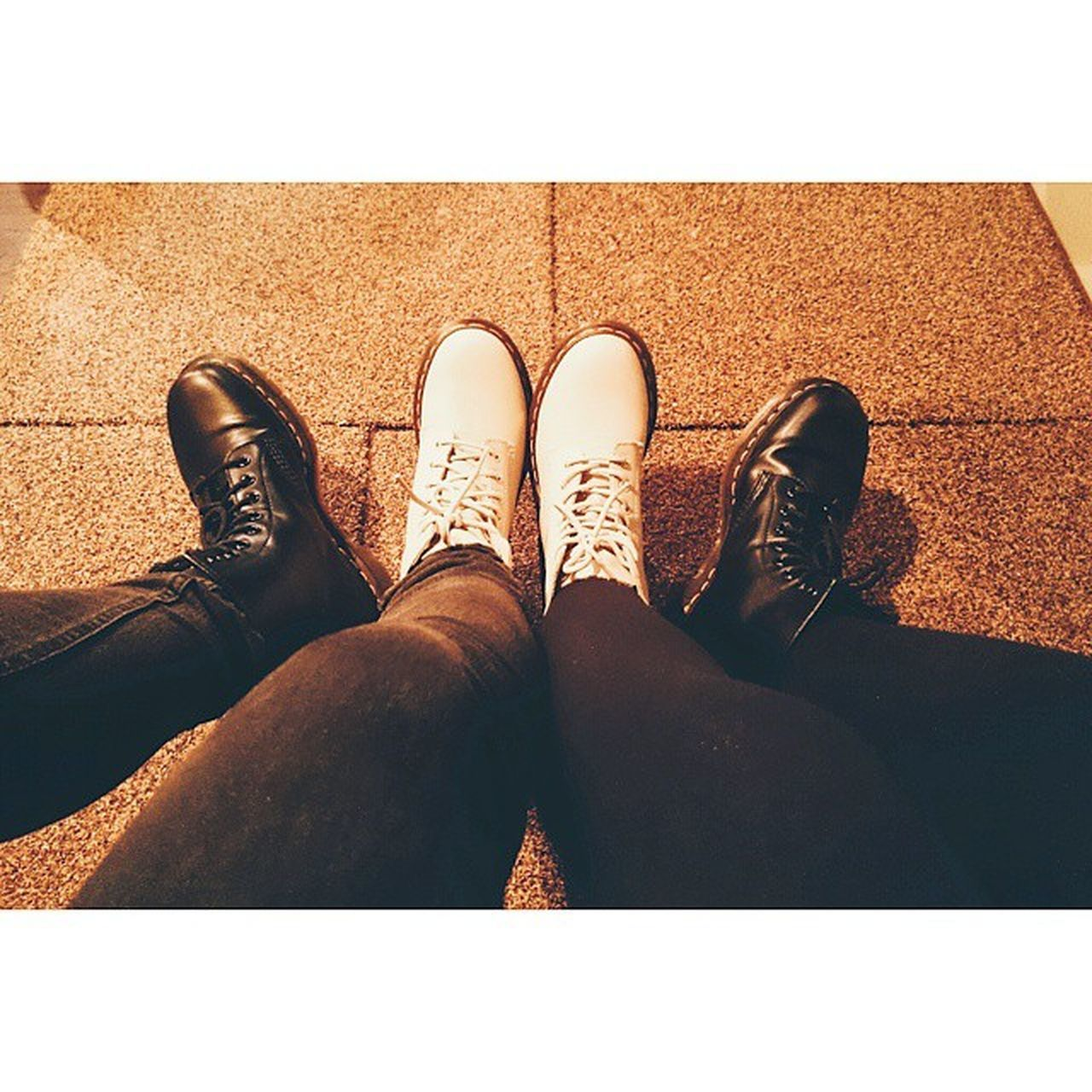 low section, human leg, real people, shoe, personal perspective, one person, human body part, human foot, standing, lifestyles, men, leisure activity, day, women, outdoors, close-up, adult, people, adults only