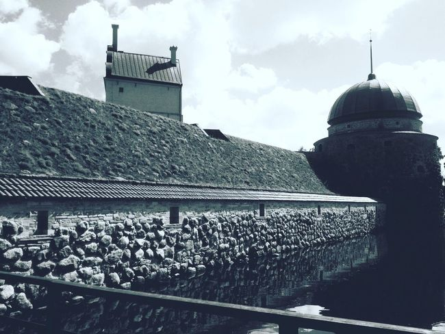 Vadstena Slott Castle Sweden Eye4photography  EyeEmBestPics EyeEm Best Shots - Black + White