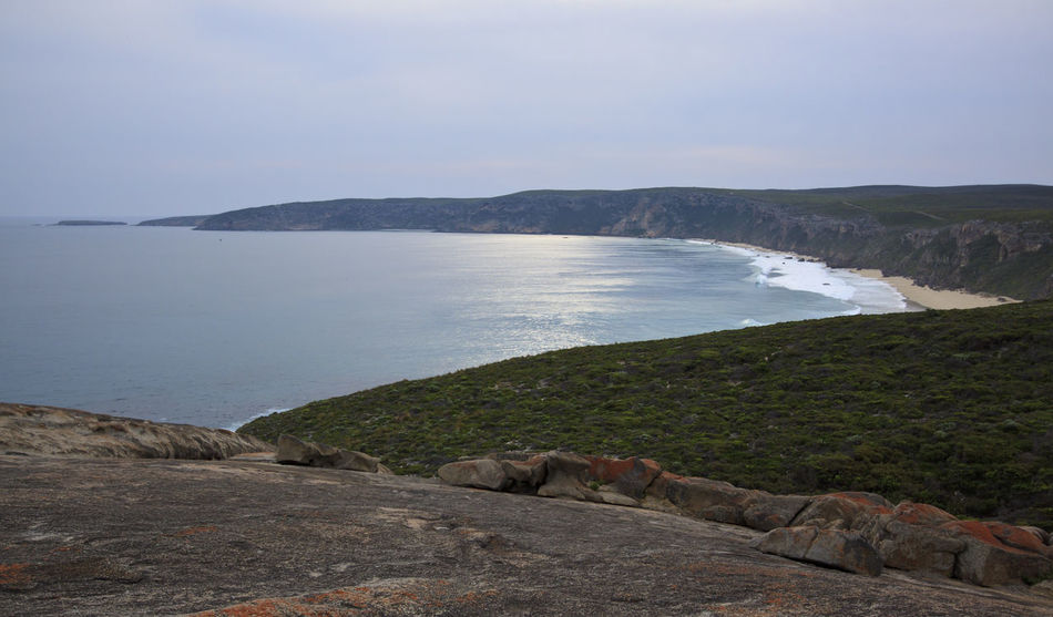 Ocean view from remarkable rocks Kangaroo Island Australia Beauty In Nature Calm Day Kangaroo Kangaroo Island Koala Bear Landscape Mountain Nature Nature Non-urban Scene Oceania Outdoors Scenics Sea Sea Lions Seascape Sky Tourism Tranquil Scene Tranquility Travel Destinations Water Wildlife