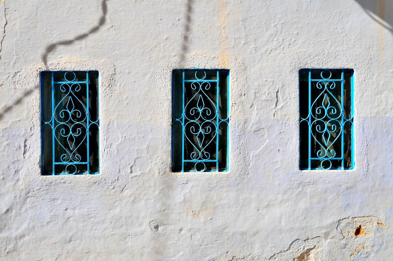 Arabic Architecture Architecture Building Exterior Built Structure Marocco No People Outdoors Windows