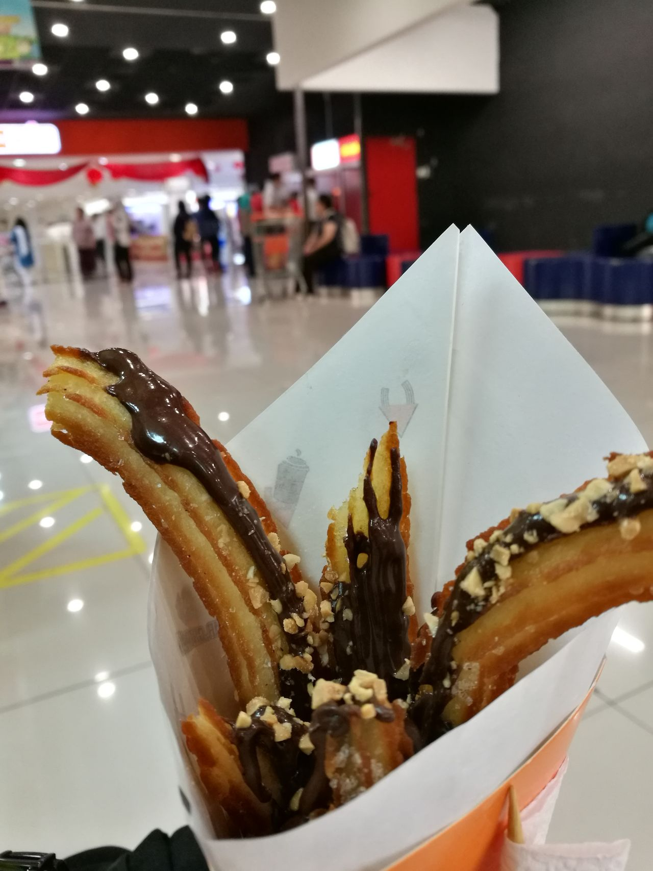 Chocolate♡ Churrosfactory
