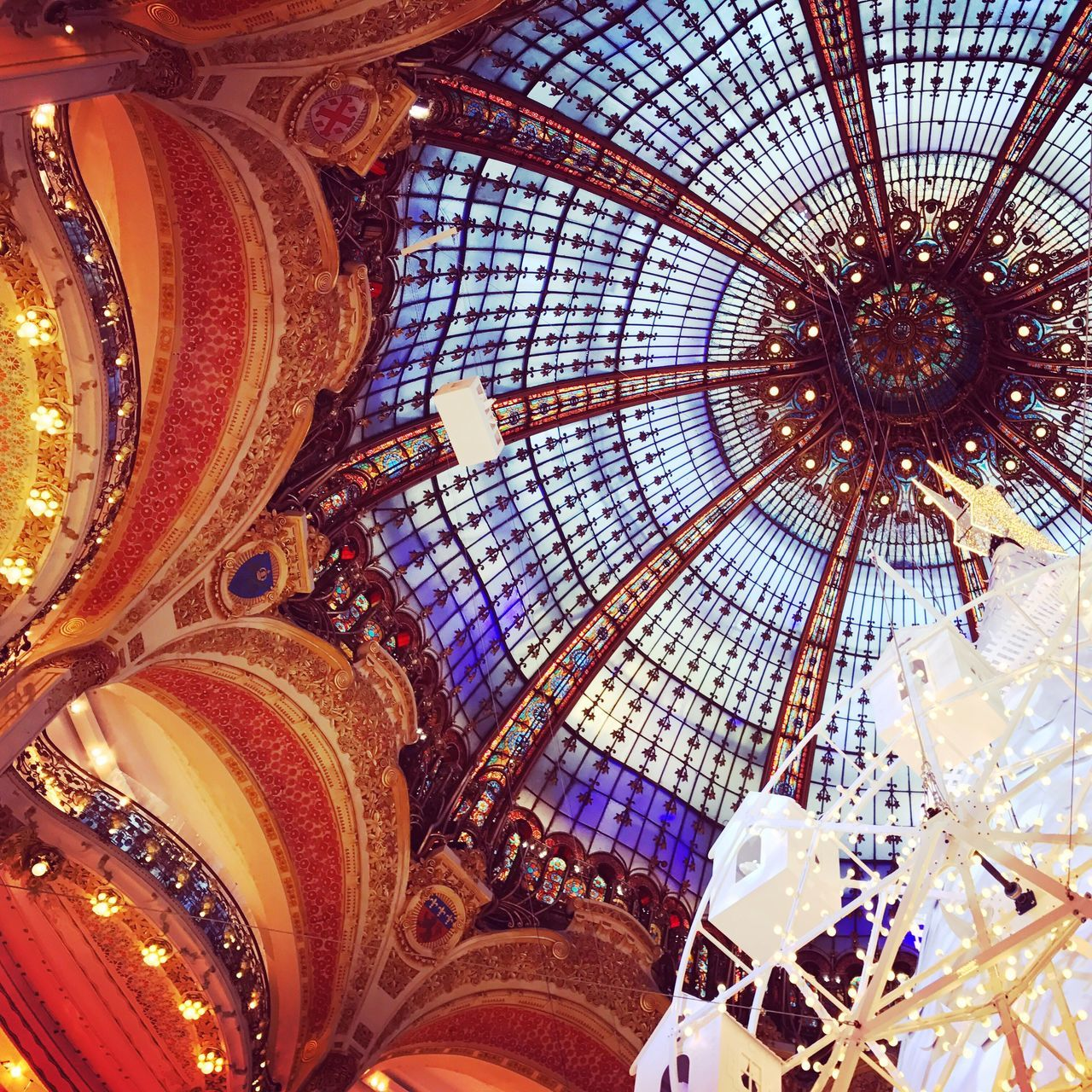 Exploring Style Galeries Lafayette