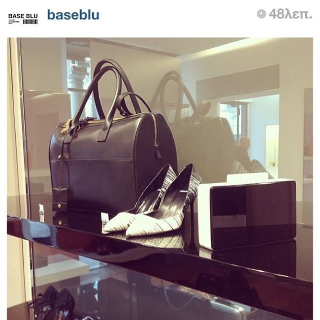 @baseblu concept boutique store in Varese, Italy!!! Baseblu Varese Italy Conceptstore uraniagazelli black ss13 valentino classic