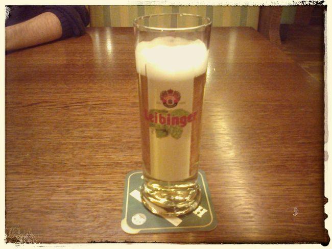 A cerveja cá da terra