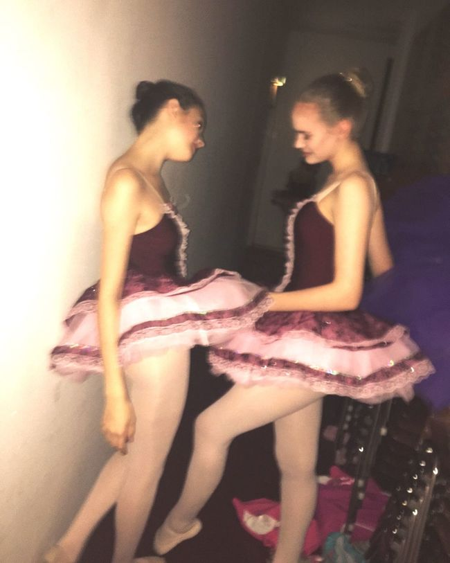 Dance Backstage Passion AboutLastNight
