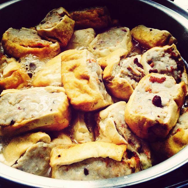 自家客家酿豆腐 Hakka Yong taufu limited pieces cooking fresh! Cny Food