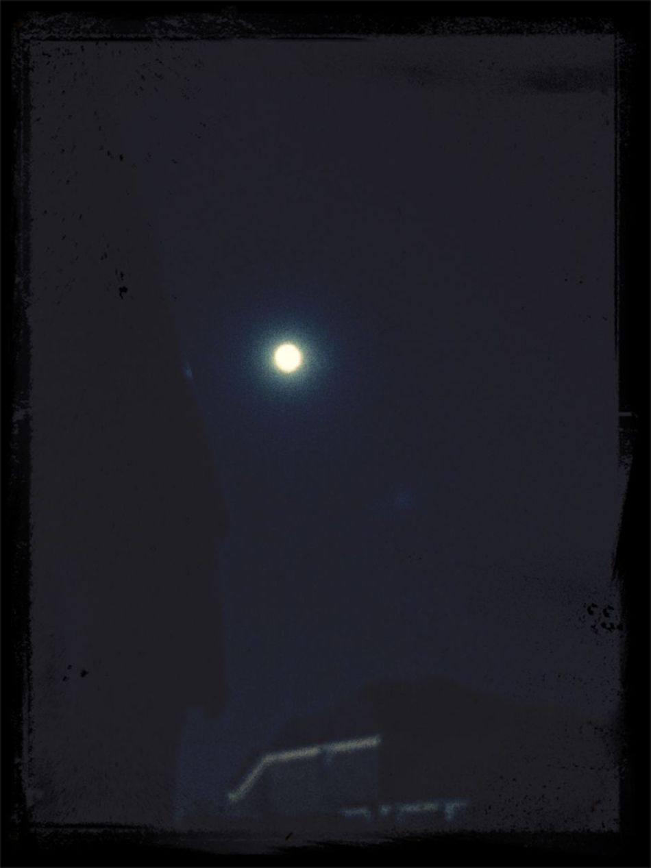 Amazing how much brighter the moon is after the Lunar Eclipse