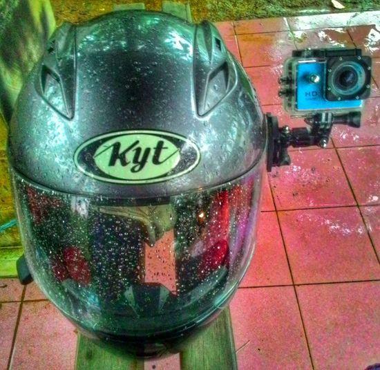 Kythelmet Helmet Rainy Alone Trip