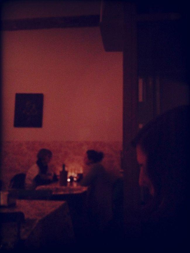 at Chez Ginette