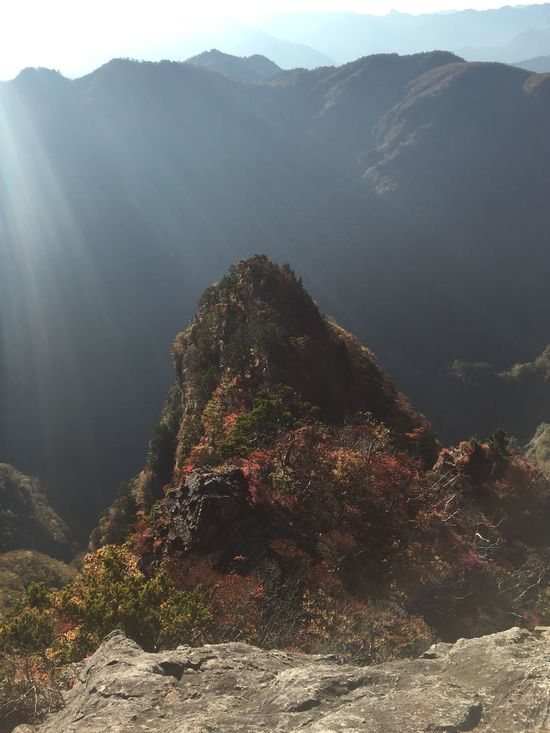 Daija-gura Rock. 2015. Nature EyeEm Nature Lover 大台ケ原 大蛇嵓 Mountains Autumn Autumn Colors