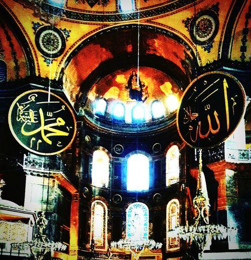 Agyasophia Istanbul Turkey Followme