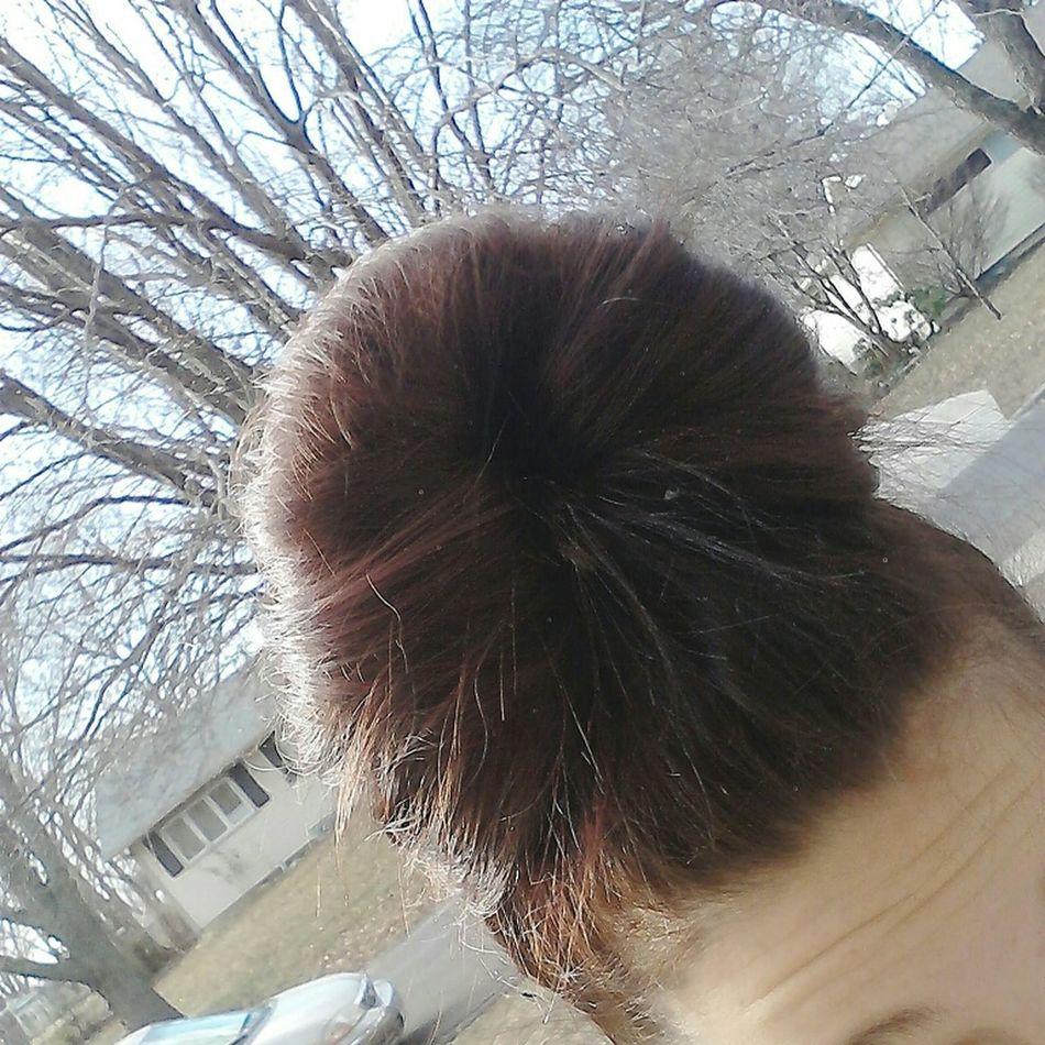 Died My Hair!