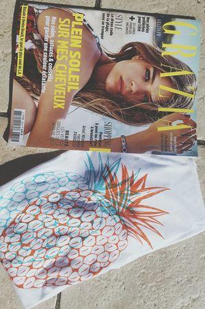 Grazia Grazia_magazin Tshirt