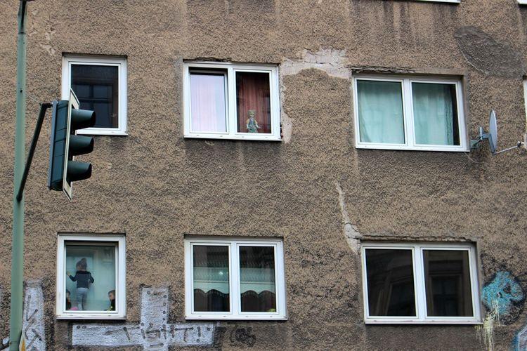 Berlin Disturbing Gothic Architecture Horrorific Inquietante Kidsanddolls Morgana Nofilter Windowsonthecity