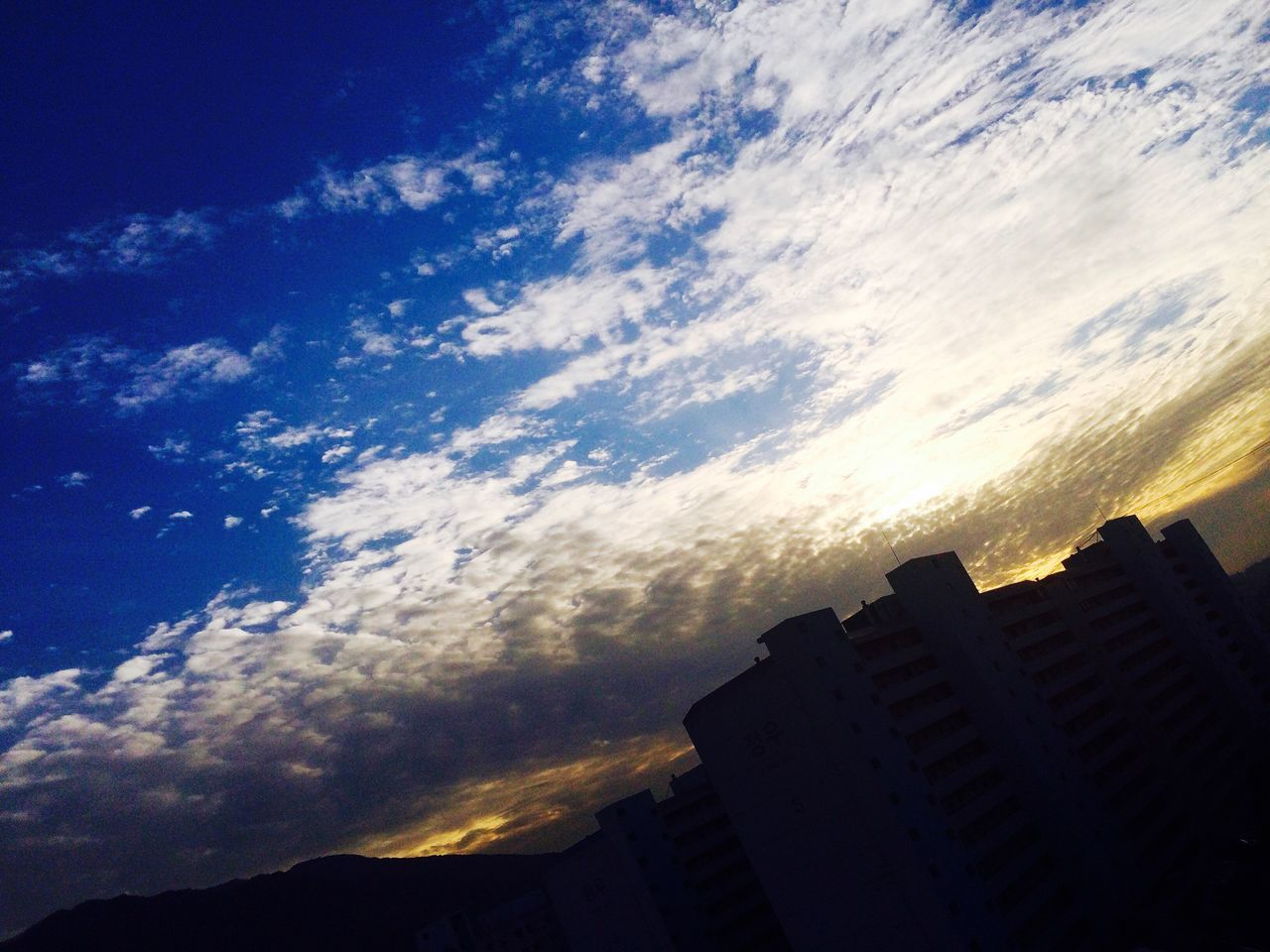 sky, no people, architecture, building exterior, modern, nature, city, outdoors, cityscape, day