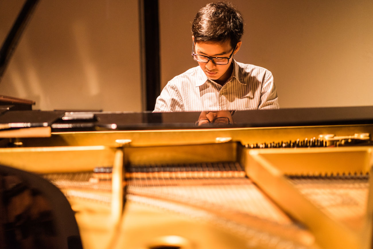 in Piano Adult Adults Only Classical Music Close-up Education Eyeglasses  Headshot Human Hand Indoors  Learning Males  Men Music Musical Instrument Musician One Man Only One Person Only Men People Piano Piano Moments Playing Practicing Sheet Music Student EyeEmNewHere