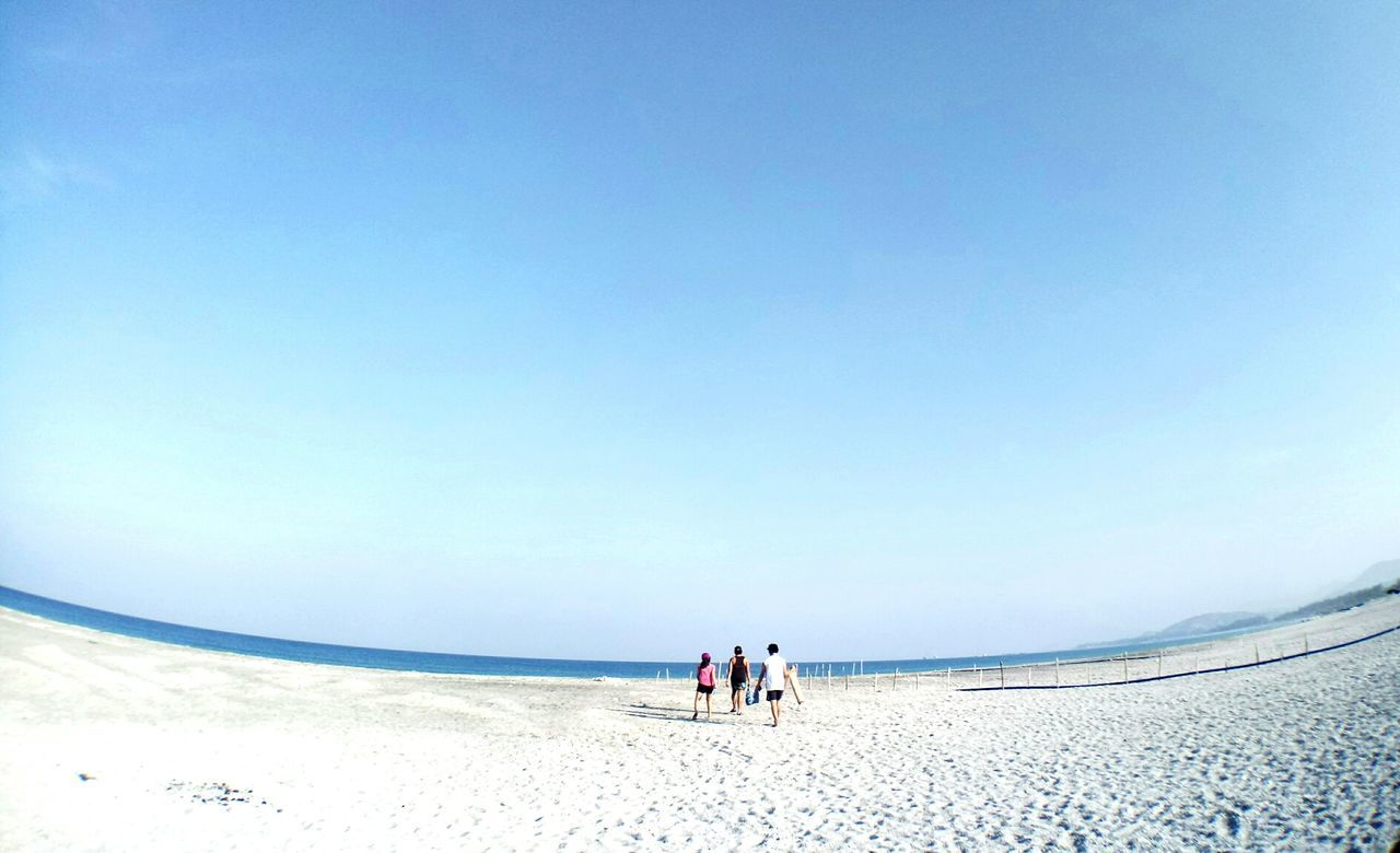 Yes. There were no people except us. Beach Vacations Outdoors Travel Destinations Horizon Over Water Summer Sky Sea Clear Sky Adventure Choosephilippines Philippines Photography Teamwork Coworker No People Sony Zambales Beachbum Adventures Travel Sonyimages Sonyxperiaphotography SonyXA