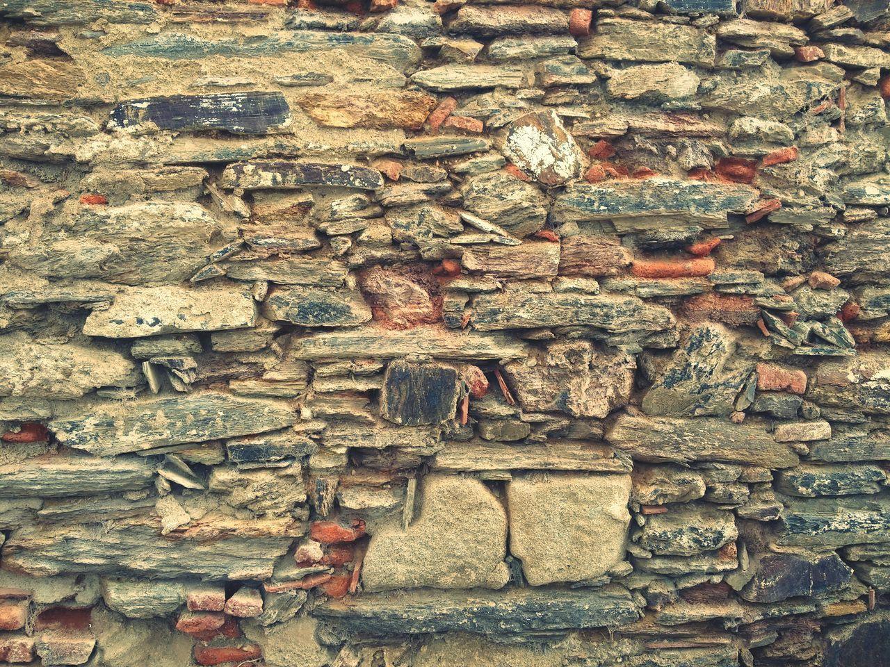Muro em Monsaraz, Portugal Muro  Wall - Building Feature Xisto Shale Stones Old Castle Brown Fortification Sharish Saraz