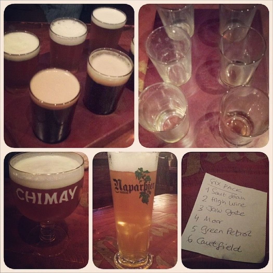 SIX PACK Neveragain Cervesa Drunkmonk Pivo beer bier chimay apostasegura