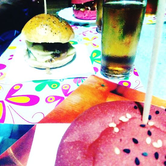 Hamburger Day Ready-to-eat Close-up Food Drink Table No People Artesanal OMG!!!!  Love <3 Food And Drink Brazil Amomttudoisso