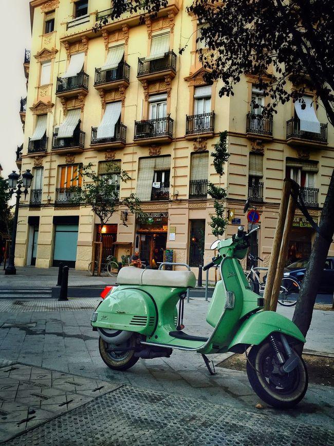 Vespa Streetphotography