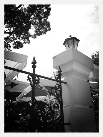 Sunday morning... Blackandwhite Saigon Streetphotography Sunday
