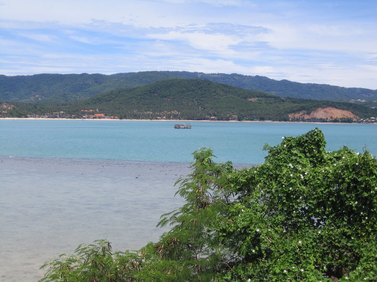 OverviewPoint Overview Koh Samui Thailand Sky Clouds Sky And Clouds Clouds And Sky Mountains Dschungel Coast Coastline