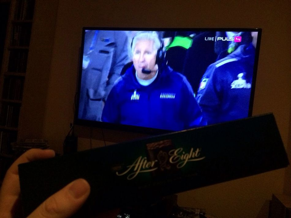 First Superbowl After Eight :)