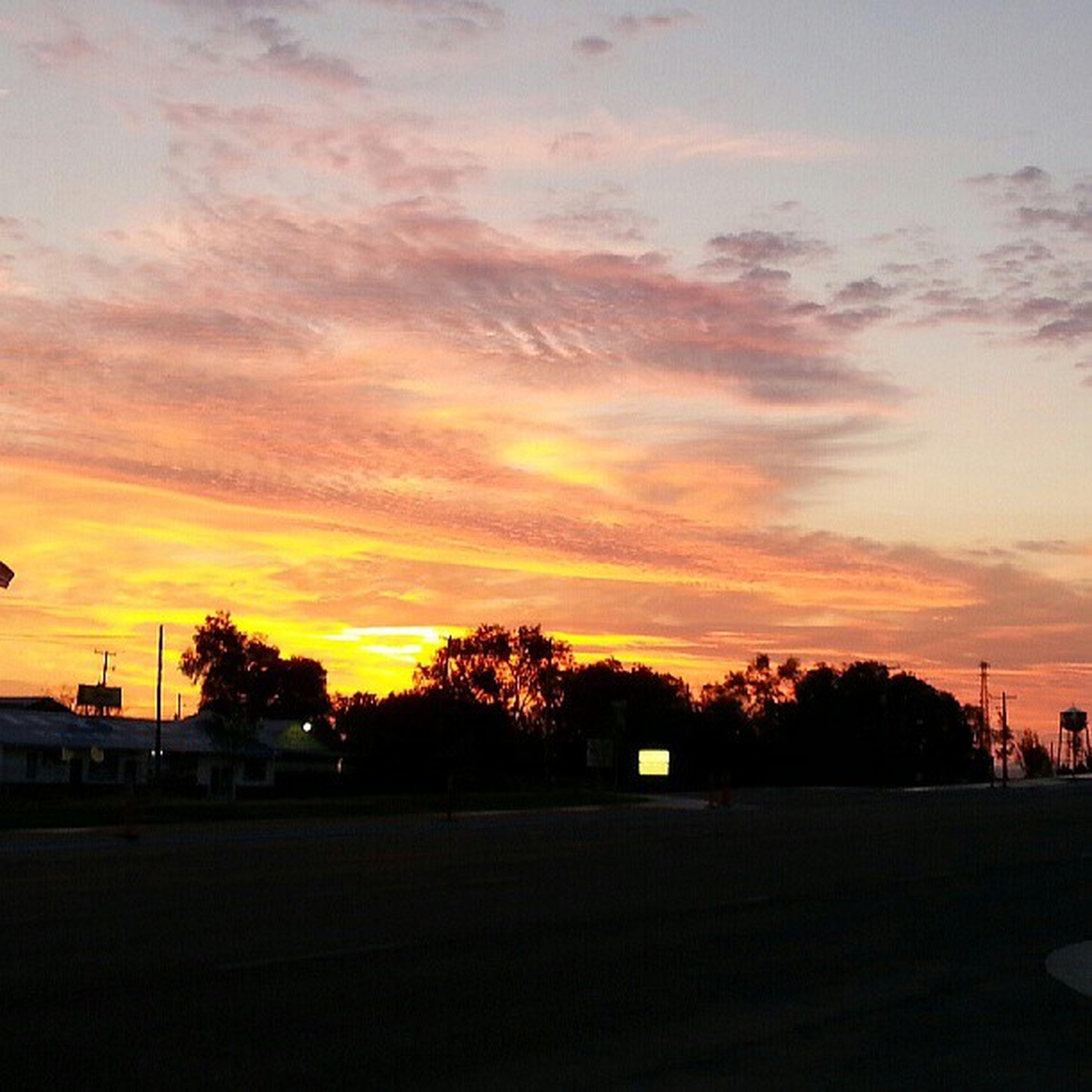 Urban sunrise revisited