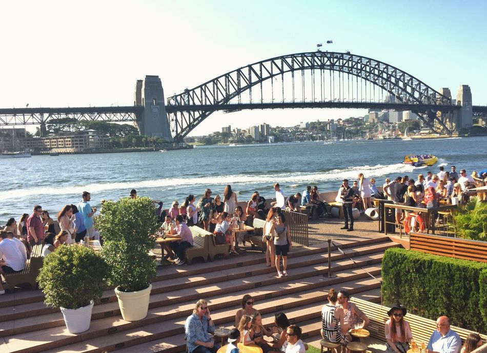 My Year My View People People Photography Fun And Happiness Fun Enjoying Life Harbour Bridge Dining Out