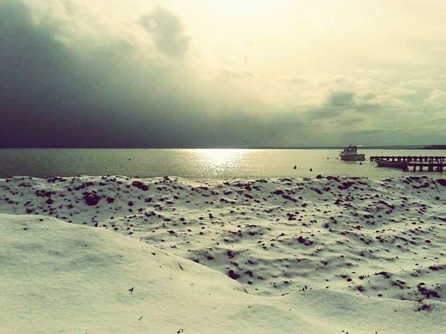 Enjoying Life Taking Photos Snow ❄ Sicily ❤️❤️❤️ Amazing_captures Italien