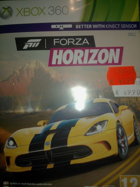 Forza Motorsport Horizon