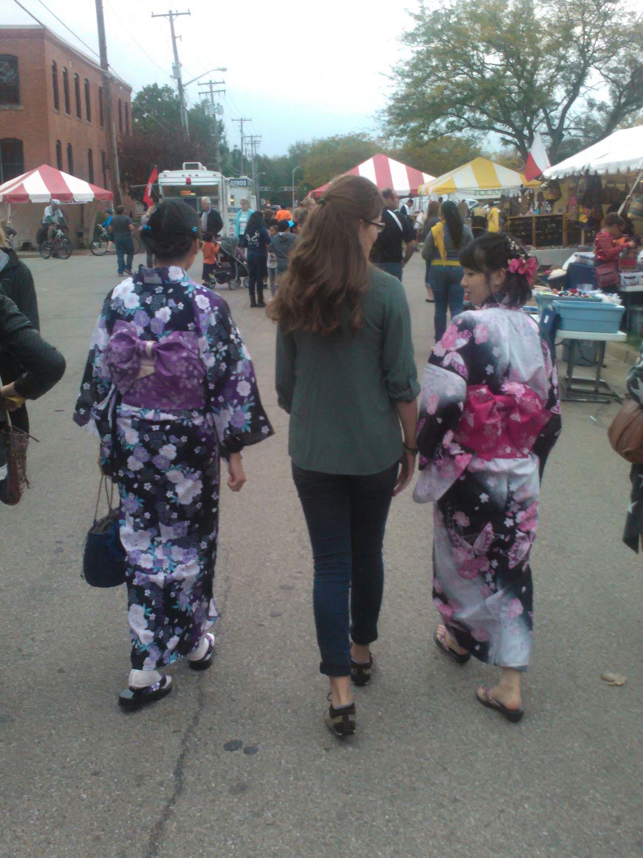 Ethnic Expo Kimono Japanese Kimono Beautiful ♥