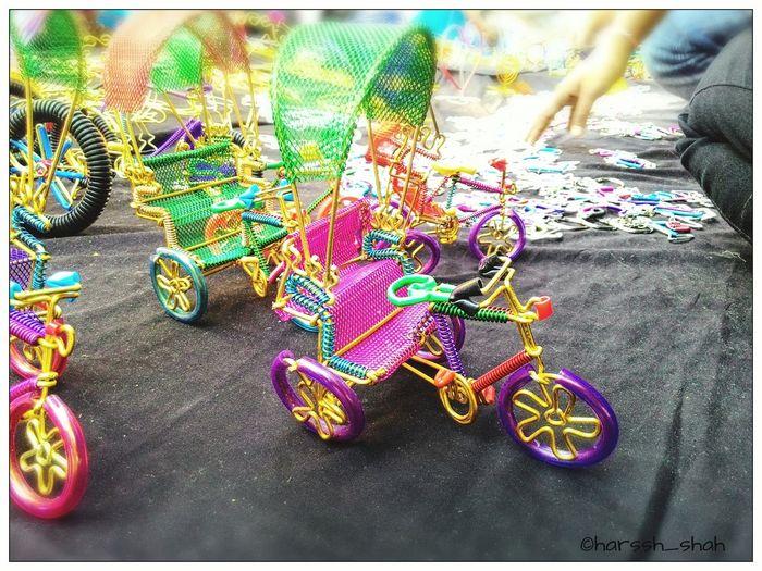Wanna ride.. ArtWork Kalaghoda Festival