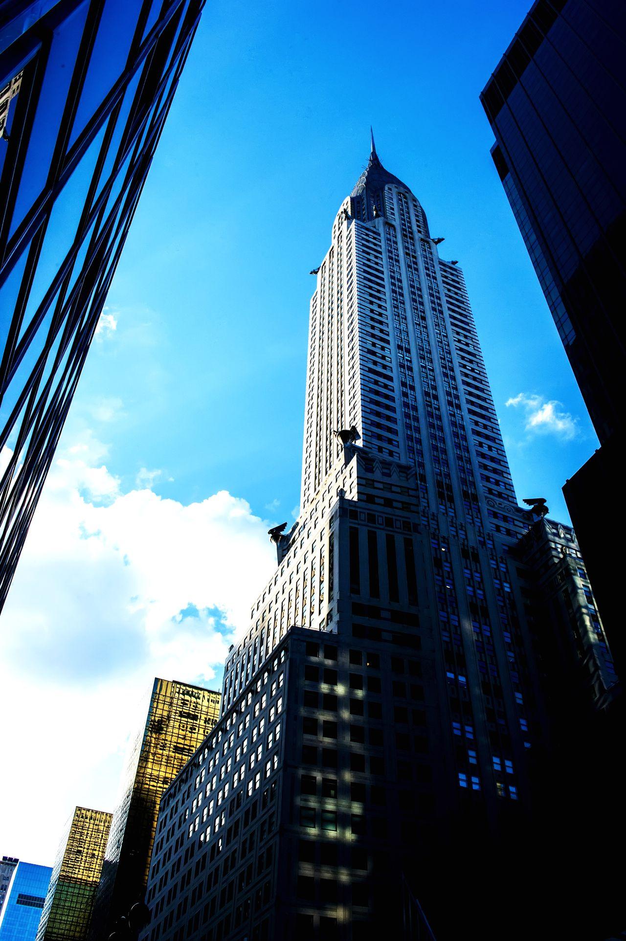 The Architect - 2015 EyeEm Awards Chrysler building architecture vintage NYC