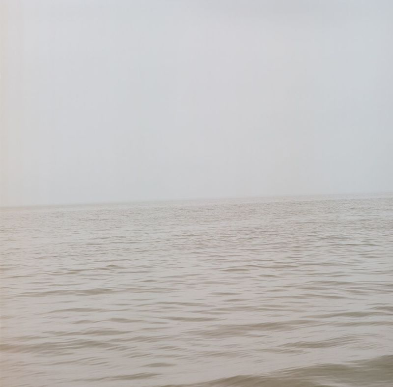 A grey day on the Connecticut shore. Atlantic Ocean Beach Coastline Distant Escapism Getting Away From It All Grey Grey Sky Horizon Over Water Negative Space Ocean Outdoors Rippled Sea Seascape Shore Summer Surf Vacations Water Waterfront Wave