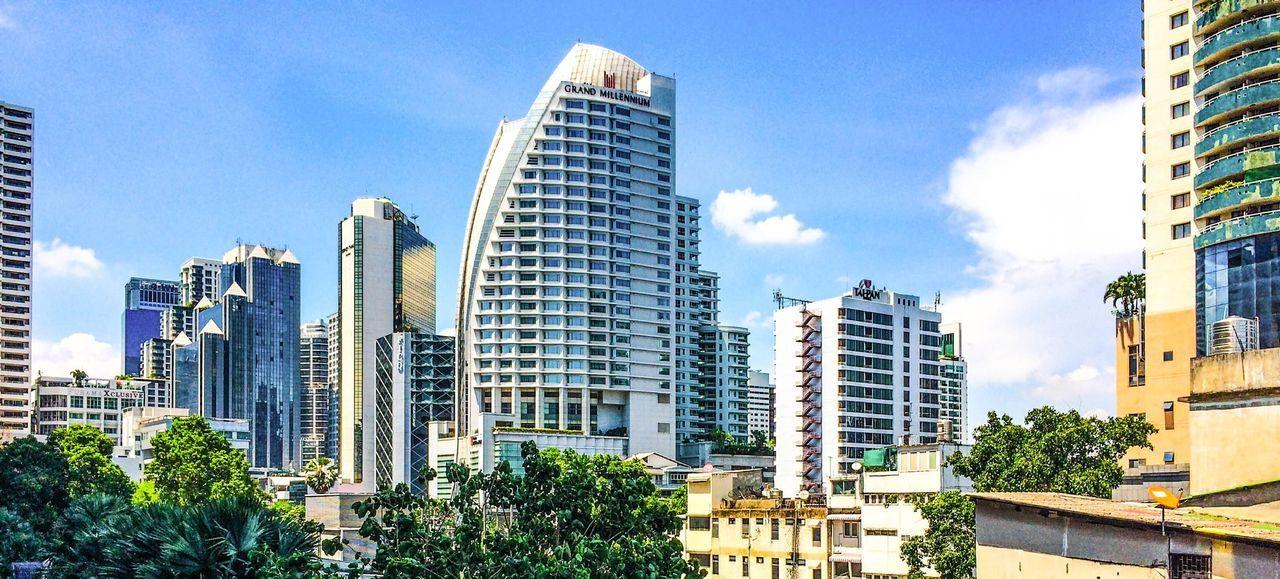 Beautiful stock photos of bangkok, Architecture, Building, Building Exterior, Built Structure