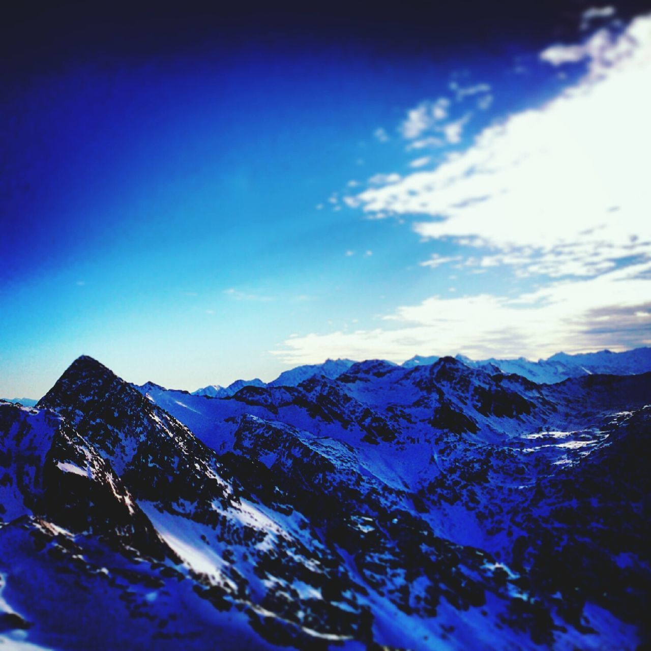 Ontopoftheworld Topoftherock Mountains Stubai Glacier
