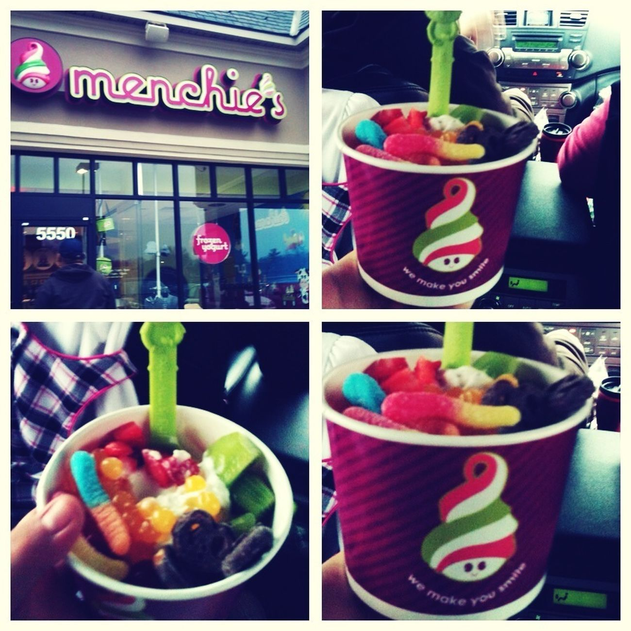 Finally Got Menchies